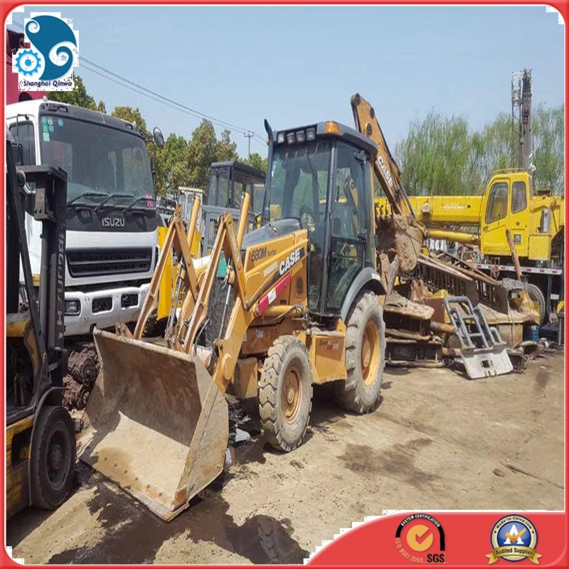 Case 580 Backhoe >> Hot Item Used Case 580 Small Backhoe Loader With Sgs Certificate