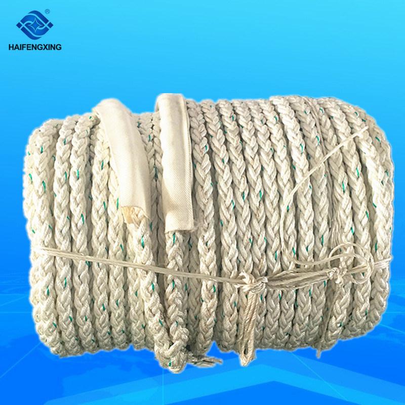 [Hot Item] 30mm Polyester Marine Rope for Mooring/Berthing