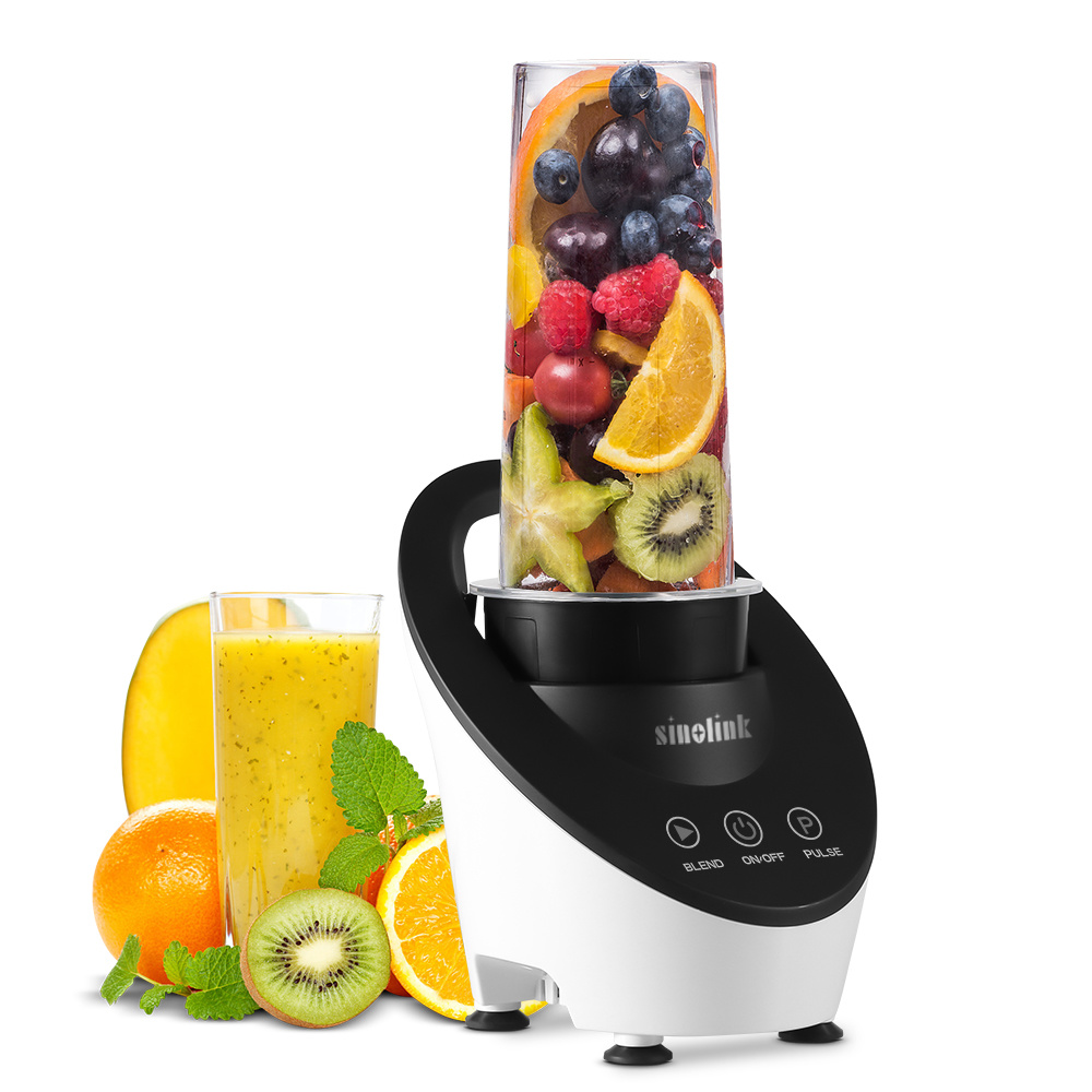 Magnetic Blender with Strong Magnet Touchpad and Elegant Design