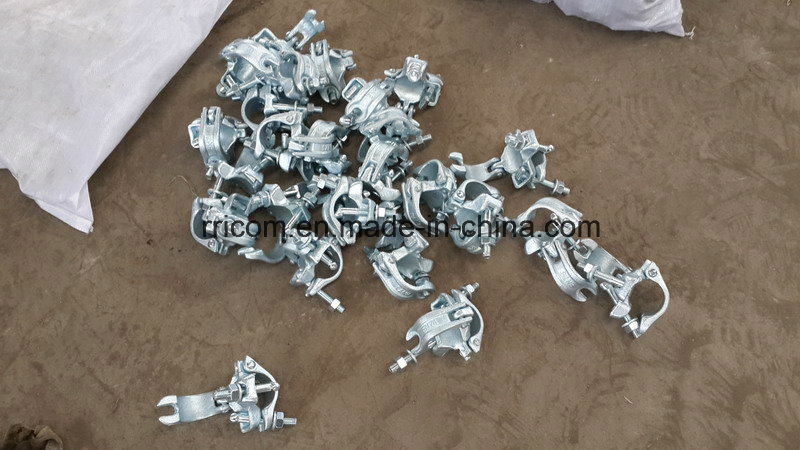 En74, Bs1139 Pressed Swivel Galvanized Coupler pictures & photos