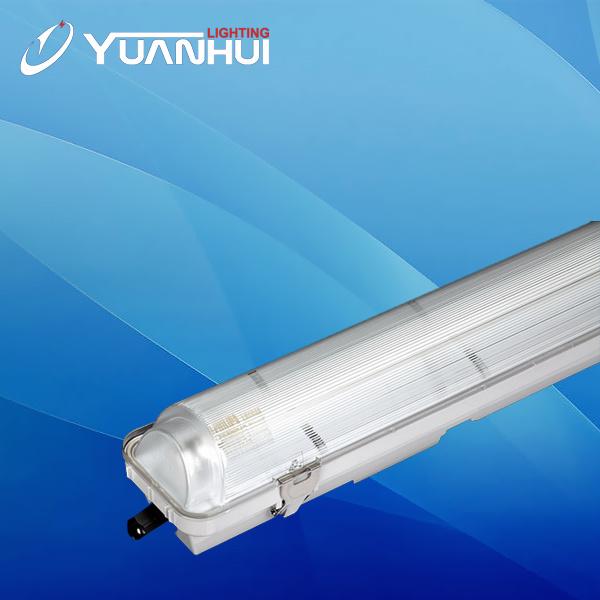 China 17w 32w 54w T8 T5 Waterproof Fluorescent Light Lighting Fixture