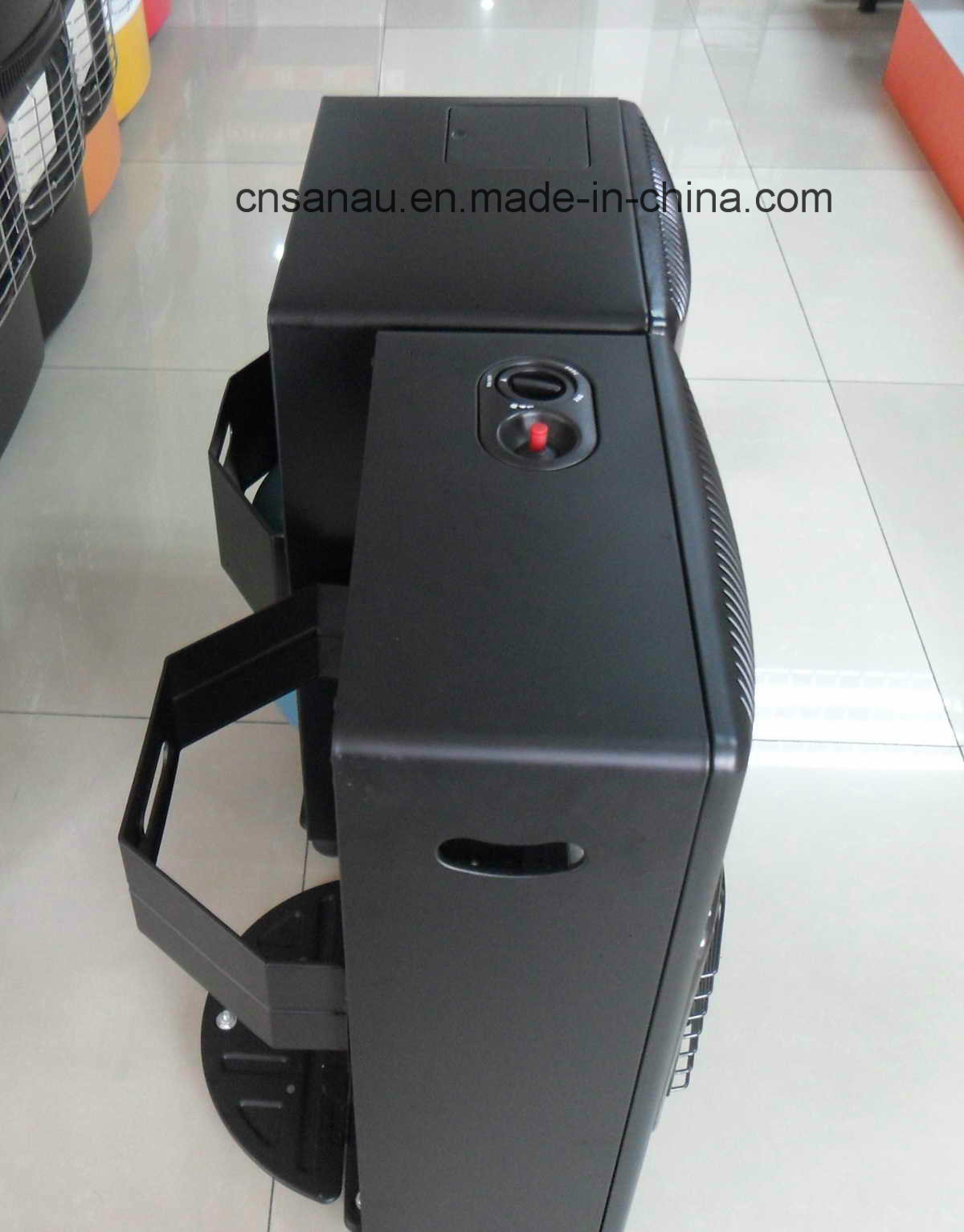 Mobile Gas Heater with 3plate Hight Efficiency Ceramic Burner Sn08-E pictures & photos