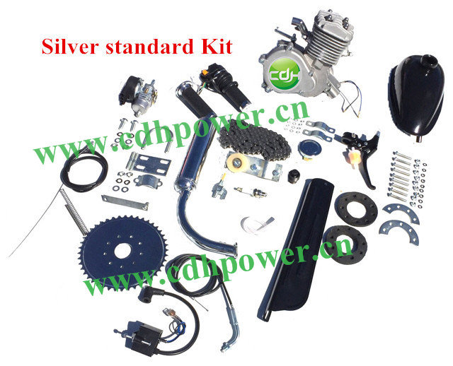 China Kit Engine for Bicycle, Gas Powered Bicycles for Sale