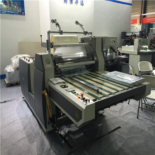 Semi-Auto Pneumatic Laminating Machine for Printing