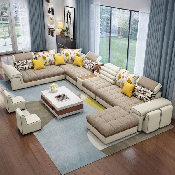 China Living Room Furniture Couch U, Living Room Furnitures Sets