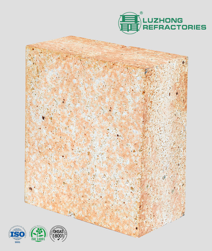 Low Thermal Conductivity Anti-Spalling Refractory Brick DDR50