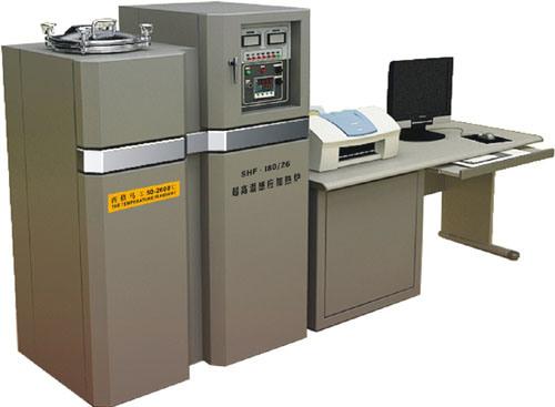China 1700 2400c Ultra High Temperature Vacuum Induction