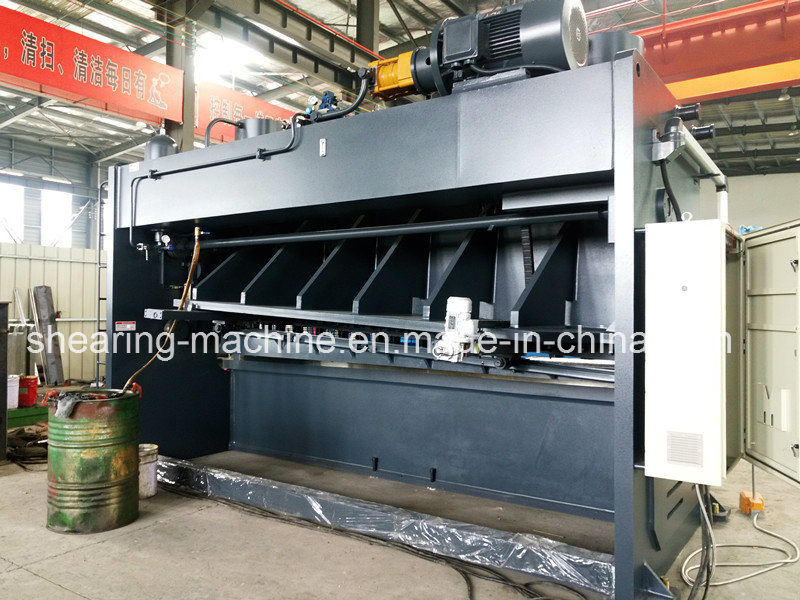 Jsd Hydraulic Guillotine Shear with Estun E21s System pictures & photos