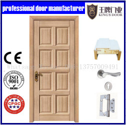 Wooden Combination Door PVC Paint-Free Doors