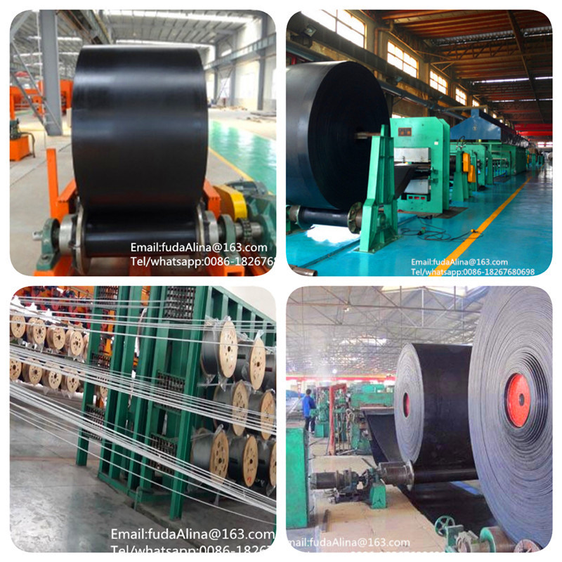 Wholesale Products China Vulcanized Rubber Belt and Conveyor Belt