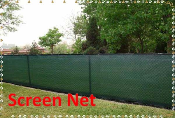 Mesh Green Windscreen Fabric Netting