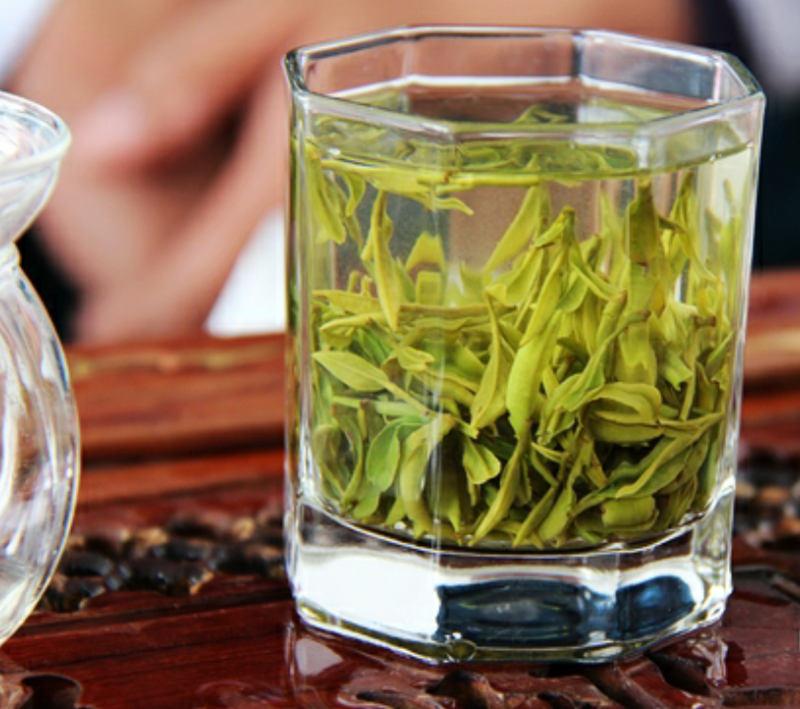 China Factory Supply Pure Green Tea Organic Green Tea Loose Tea Leaves China Tea Fresh Green Tea