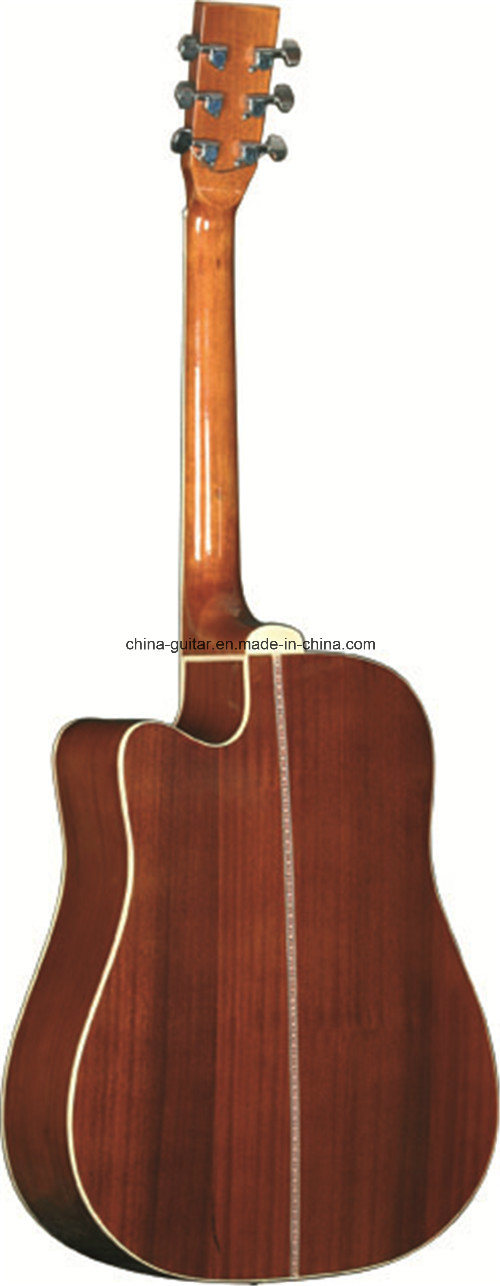 41′′ Hot Sale Sapele Acoustic Guitar