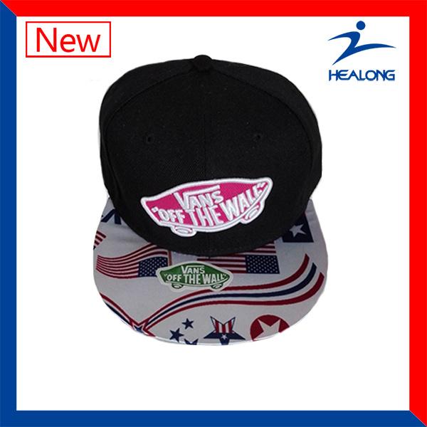 1e969c45c47 China Healong Fashion Design Sports Clothing Gear Any Logo Sublimation  Men′s Baseball Hats - China Caps