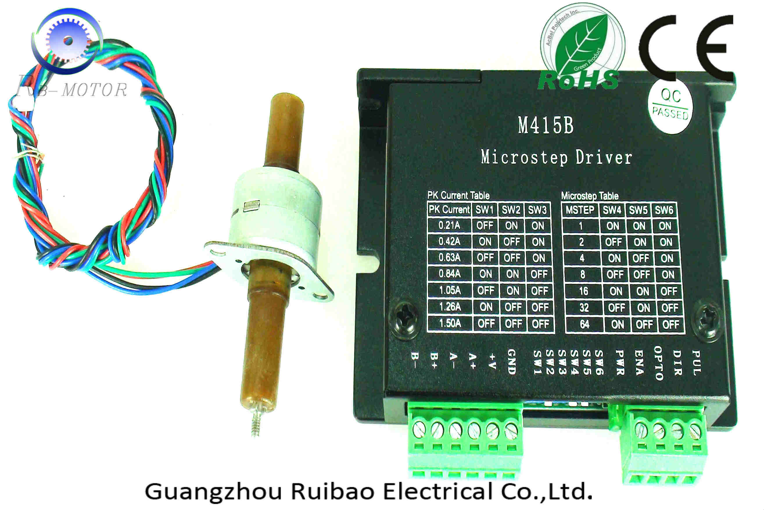 China Bipolar Stepper Motor Driver With 1836vdc And 021a15a Drive Circuitdb Step