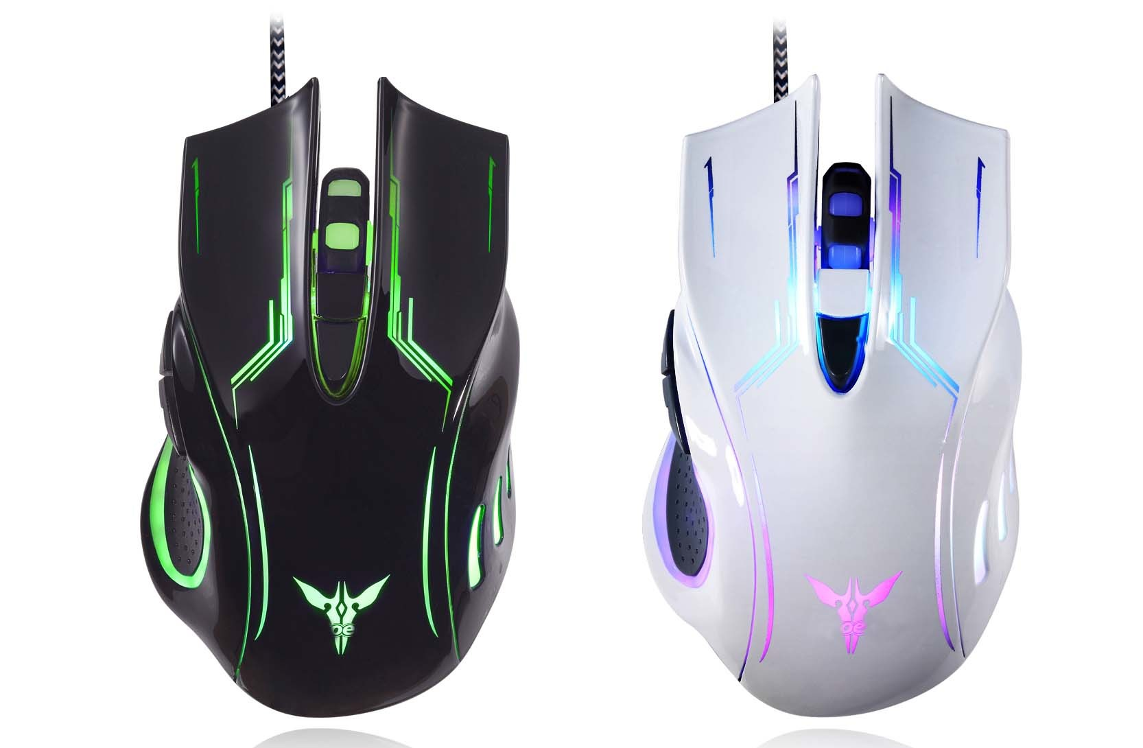 6D Gamign Mouse with Fashion Design pictures & photos