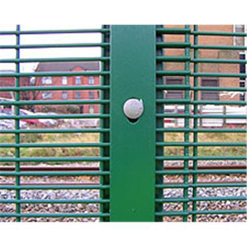 2a59feafcf China 76.2mm X 12.7mm Anti Climb 358 Fence (ZL-358) - China Welded ...