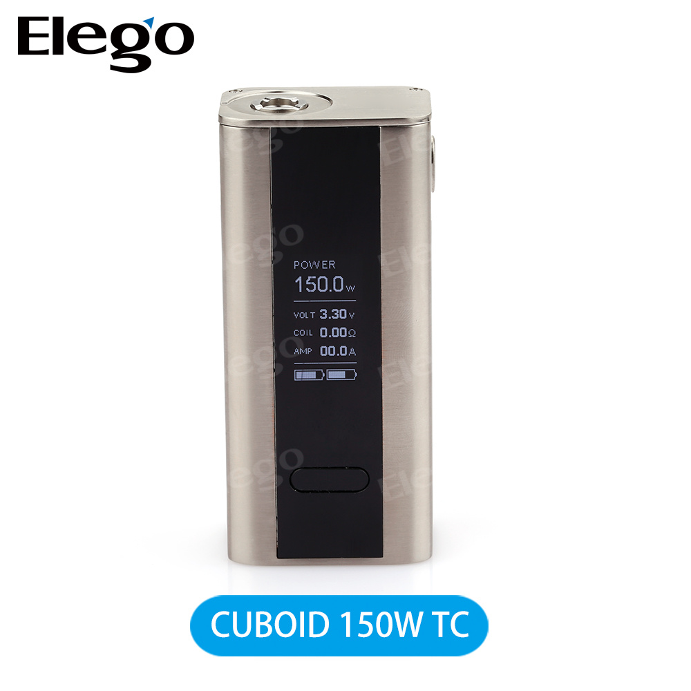 Original Joyetech Cuboid 150W Tc Mod with TCR Mode Joyetech Cuboid