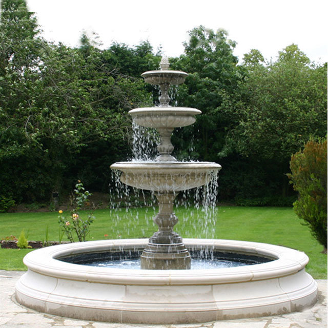 Superbe China Customized Design Natural Marble Stone Water Fountains For Garden  Decoration   China Marble Fountain, Stone Fountain