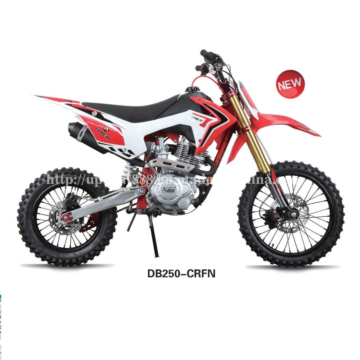 [Hot Item] Upbeat 250cc Dirt Bike 250cc Pit Bike