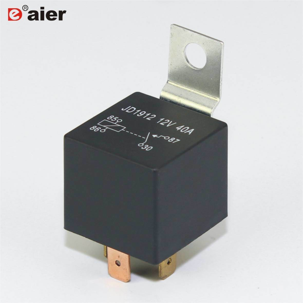 Dc Relay Working Principle