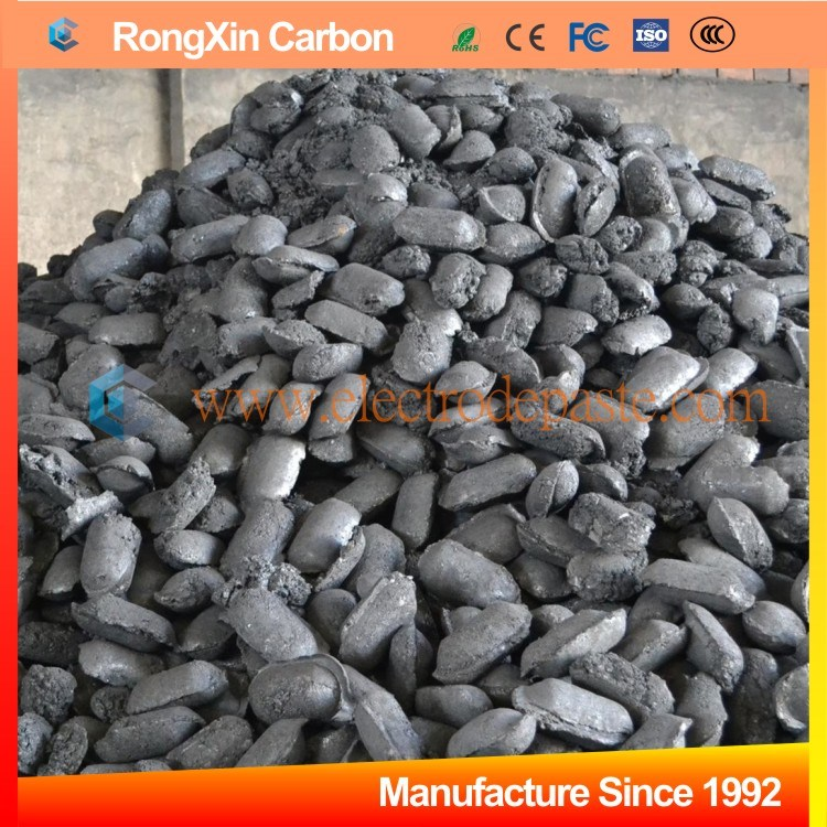 Low Ash High Carbon Electrode Paste for Ferroalloy pictures & photos