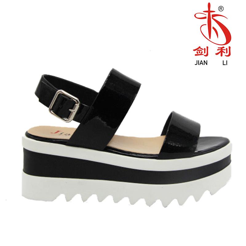 1bfa778d27a1 China 2018 Summer Ladies Colorful PU Women Sandal (PSA011) - China Women  Sandal