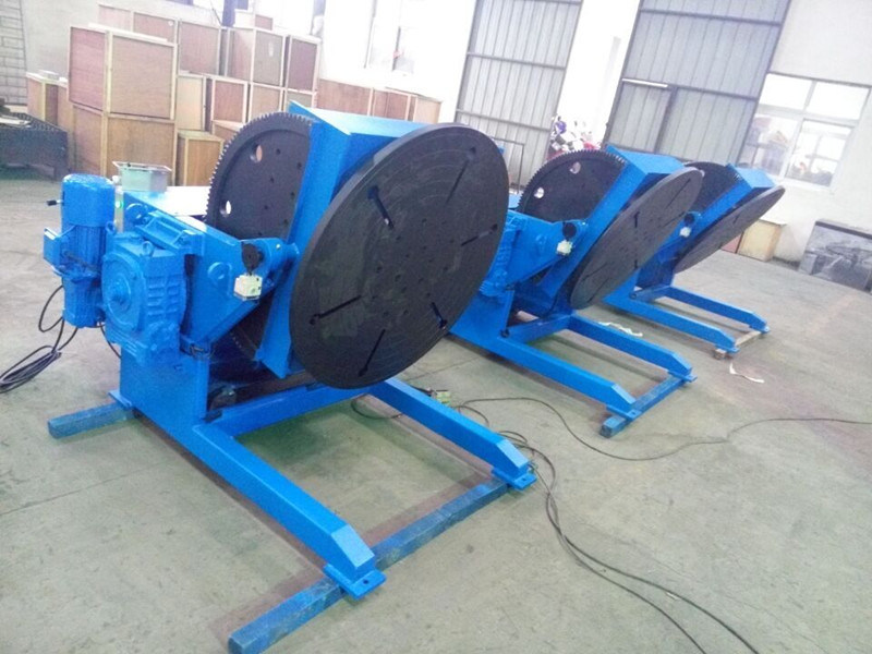 Automatic Welding Positione Tilt Welding Turntable pictures & photos