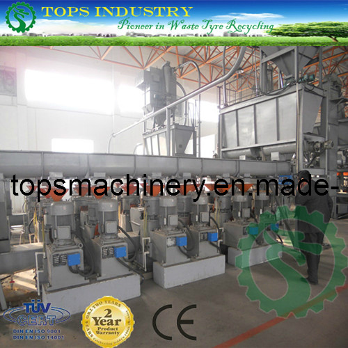 CE Approved New Design Rubber Pulverizer (TPS-XFJ260 ~ TPS-XFJ300) pictures & photos