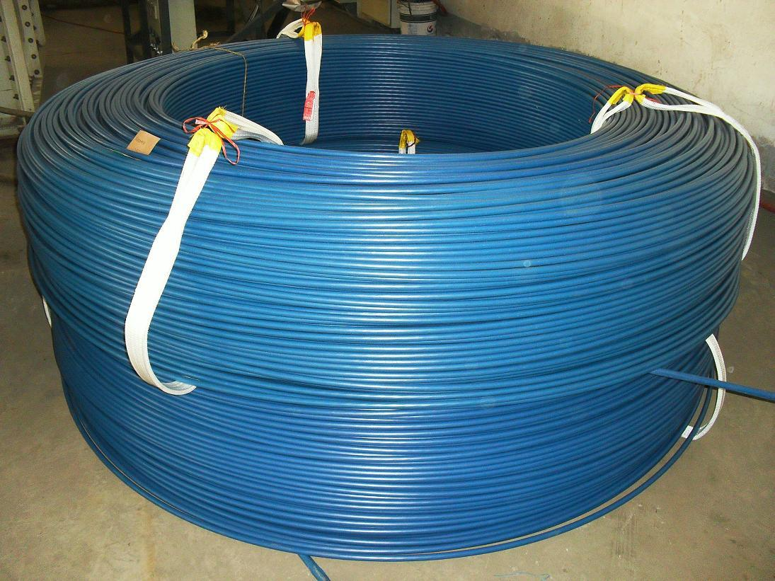 China 1X7 Prestressed Concrete Strand Greased and Extruded with High ...