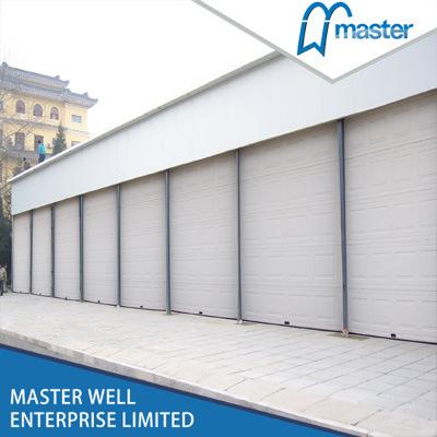 China Industrial Steel Frame Windowsliding Garage Doorssteel Entry