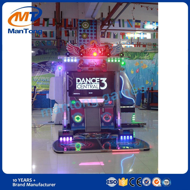 Motion Sensing Amusement Simulator Music Dancing Game Machine