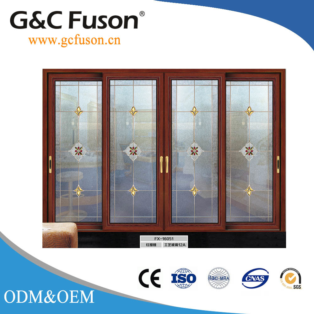 China First Grade Stainless Steel Insect Screen Aluminium Sliding