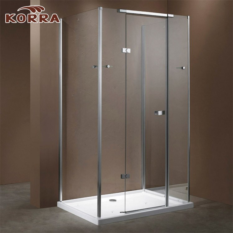 China Frameless 6mm Tempered Glass Shower Cubicle with Cupc (K-D3 ...