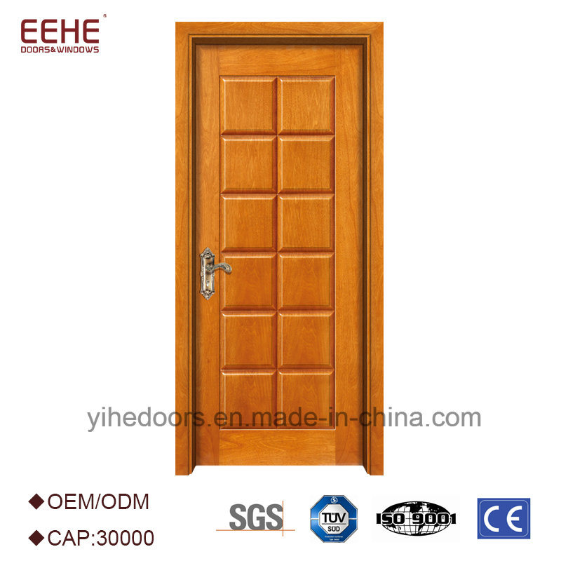 China Fire Exit Door With Glass 1 Hour Fire Rated Wood Door With