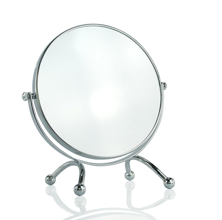 China Portable Magnifying Mirror On, Free Standing Swivel Mirror