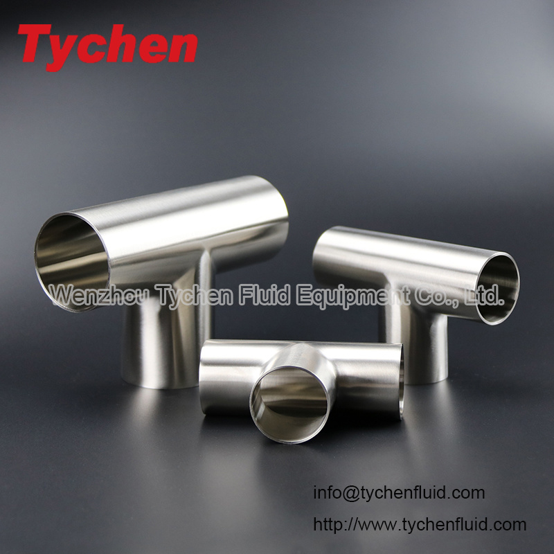 Welded 4 OD 3A Polished Stainless Steel Tubing 14 Gauge .083 316L - 5 Length