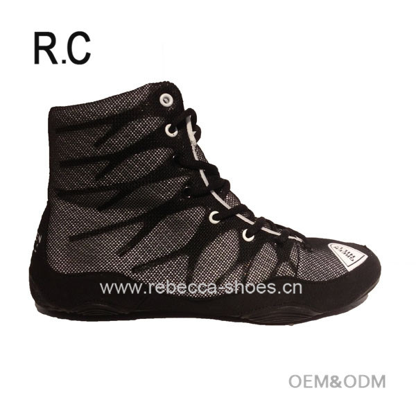 Design Men Chinese Wrestling Shoes