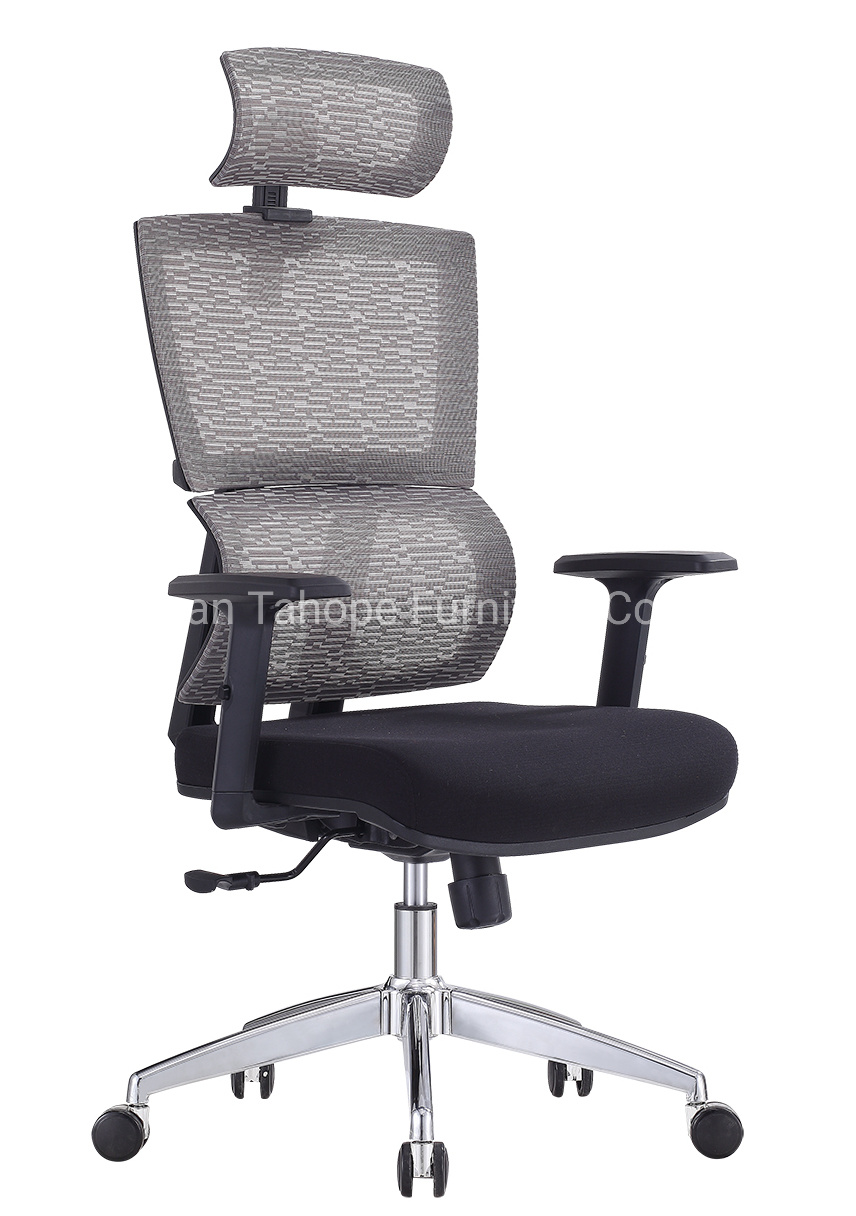 Hot Item Best Ergonomic Mesh Back Manager Executive Swivel Computer Office Chair Functional Mechanism Adjustable