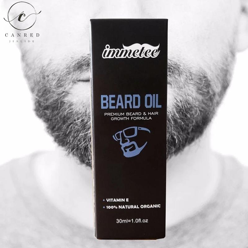 [Hot Item] Best Beard Moisturizer Essential Argan Oil Beard Growth Oil for  Men