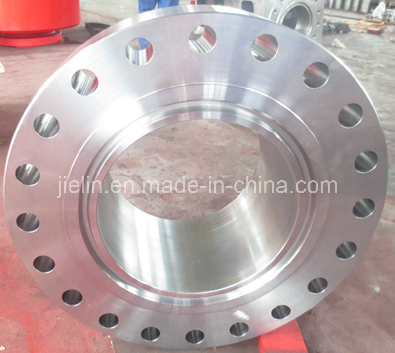 Forged Weld Neck Flange for Wellhead