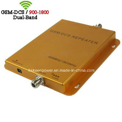 GSM/Dcs 900-1800 Dual Band Signal Amplifier