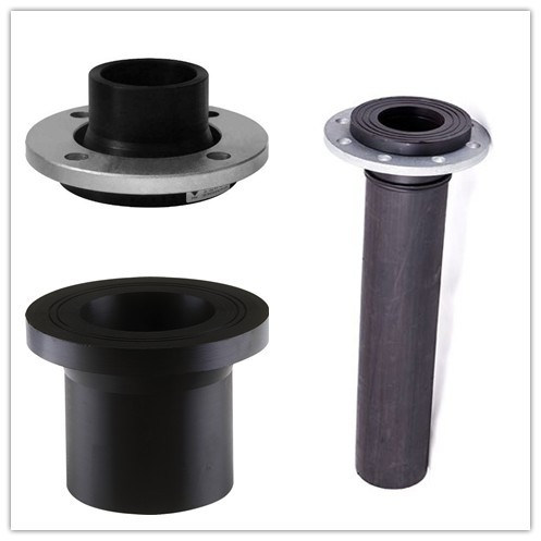 China HDPE Stub End with Backing Ring for PE Pipe - China