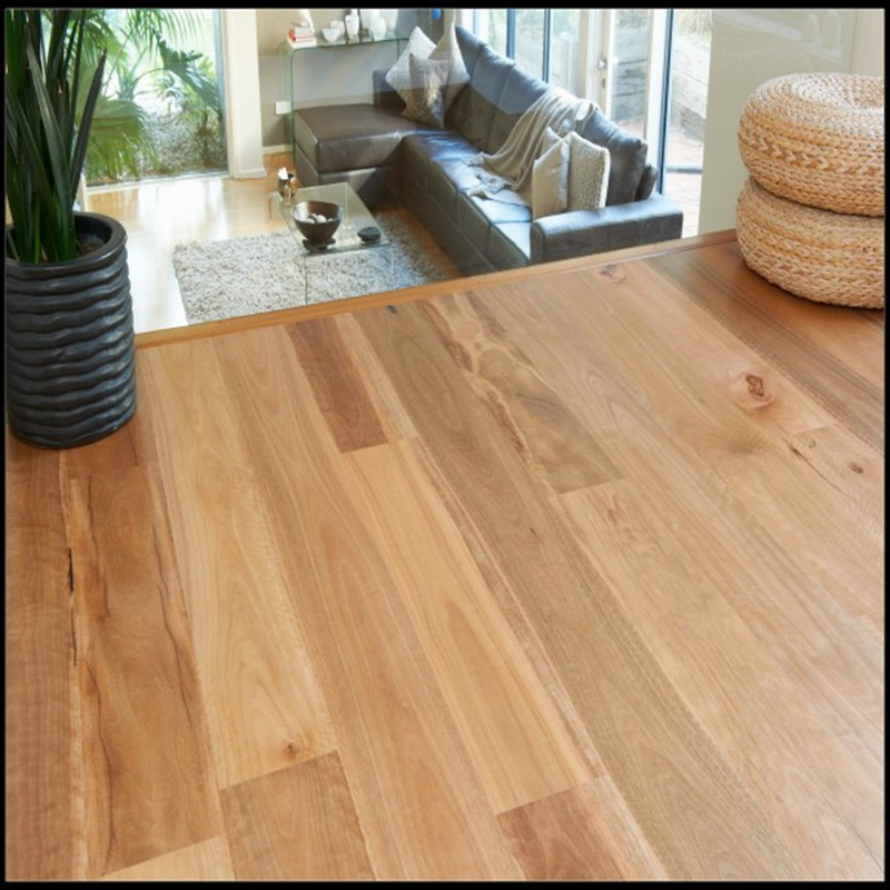 Solid Australian Spotted Gum Wood Flooring Timber Flooring pictures & photos