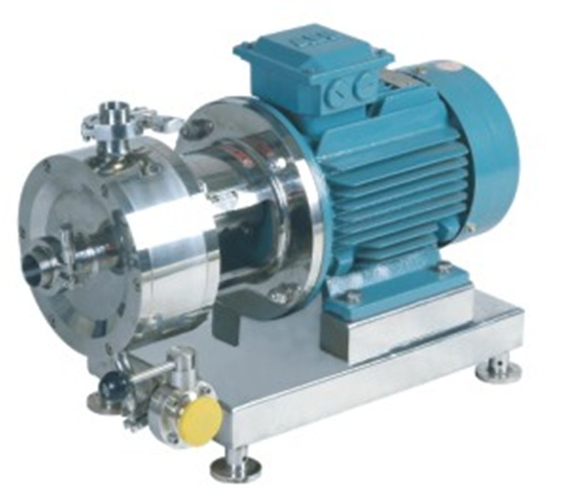 [Hot Item] Horizontal Inline High Shear Mixer Pump Homogenizer Pump
