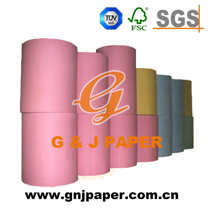 Top Quality Various Colors 31*43inch Roll Offset Paper pictures & photos