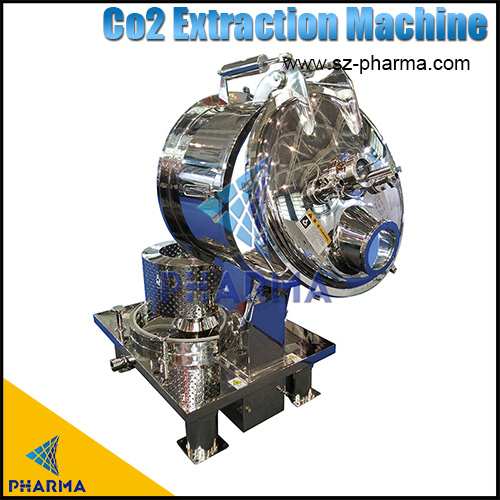 [Hot Item] 5L Supercritical CO2 Extraction Machine for Rose Oil