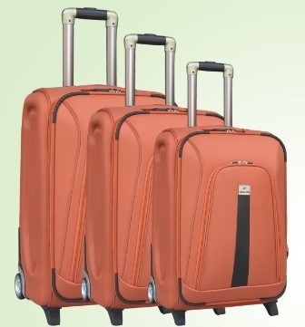 1680d Nylon Polyester Inside Trolley Case for Travel