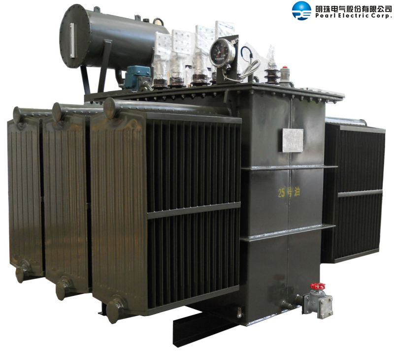 33kv Class Oil-Immersed Distribution Transformer pictures & photos