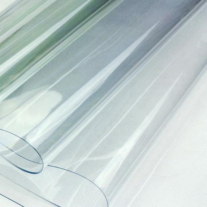 China Super Clear Pvc Film Pvc Super Transparent Film